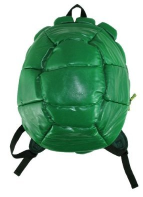 Teenage Mutant Ninja Turtles Turtle Shell Rucksack - Comes mit All Four Augenmasken! (Rucksack Ninja Turtle)