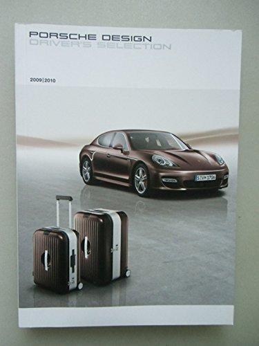 Porsche Design Driver's Selection 2009/2010 Mode Sonnenbrillen Uhren Sport ...