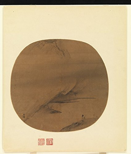 liang-kai-poet-strolling-by-a-marshy-bank-stampa-artistica-4572-x-6096-cm