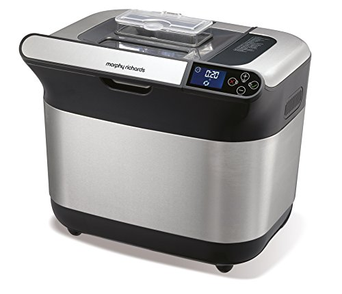 Morphy Richards 48319EE Brotbackautomat,...