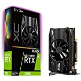 EVGA GeForce RTX 2060 XC Black Edition Gaming, 6GB GDDR6, HDB Fan Carte Graphique 06G-P4-2061-KR