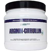 Preisvergleich für L-ARGININ-CITRULLIN 4400 mg Hochdosiert 240 Kapseln - 2 bis 4 Monatskur deutsches Qualitätsprodukt