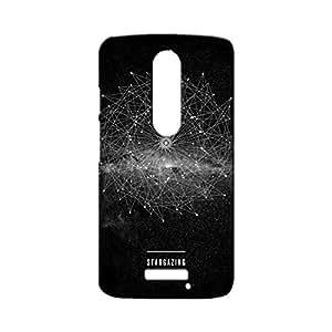 BLUEDIO Designer Printed Back case cover for Motorola Moto X3 (3rd Generation) - G1839