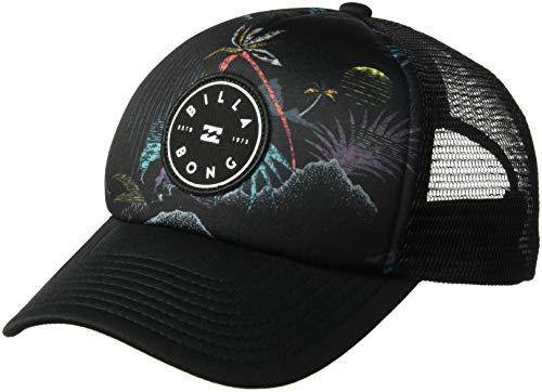 BILLABONG Jungen Big Scope Trucker Hat - Schwarz - Einheitsgröße -
