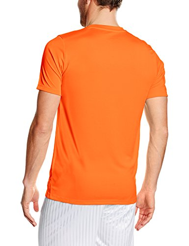 Nike Men's Ss Park Vi T-Shirt – Orange/Safety Orange/Black, X-Large