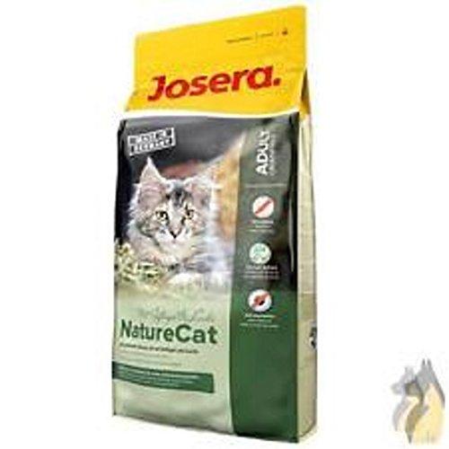 JOSERA NatureCat Katzenfutter aus der Emotion Line 400 - Katzenfutter Kg Leger 10 Josera