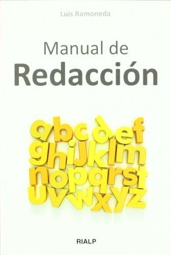 Manual de redacción (Manuales Universitarios) thumbnail