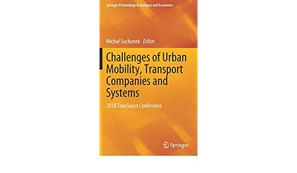 Buy Challenges of Urban Mobility, Transport Companies and