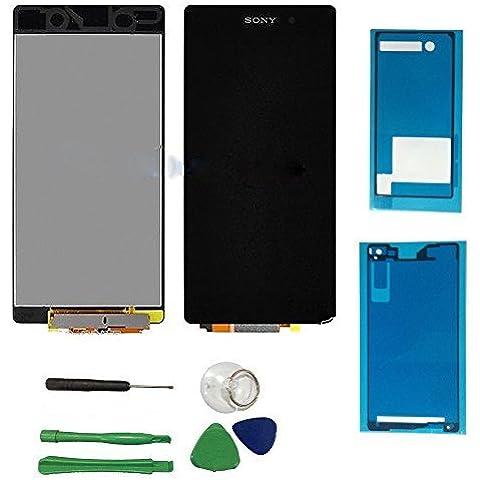 Para Sony Z2 Shinefuture con pantalla táctil y digitalizador de pantalla LCD para Sony Xperia Z2 D6502 D6503