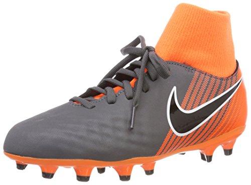 Nike Unisex-Erwachsene Magista Obra 2 Academy DF FG JR AH7313 0 Fußballschuhe, Mehrfarbig (Indigo 001), 38 EU (Schuhe Junior Nike Boys)