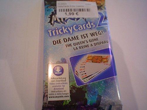 22031-Revell-Mystrix-TrickyCards-2-Die-Dame-ist-weg