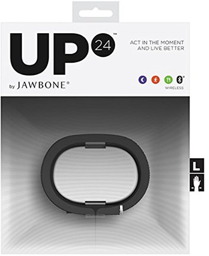 Jawbone UP24 Fitnessarmband (Bluetooth) JL01-52M-EU1 - 5