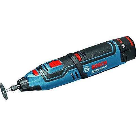 Bosch GRO 10 8V-LI - Multiherramienta giratoria de batería Bosch