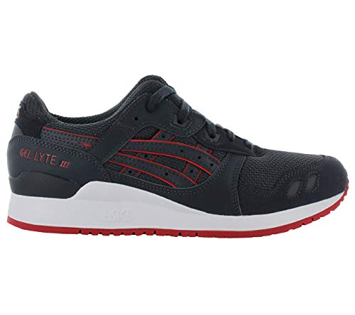 ASICS Unisex-Erwachsene Gel-Lyte III HN6A3-5050 Sneaker, Mehrfarbig (Blue 001), 46 EU