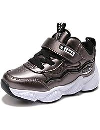 Scarpe Sportive da Basket Alte con Top in Velcro Scarpe da Ginnastica  Antiscivolo Nere con Fondo 468a6faf4d8
