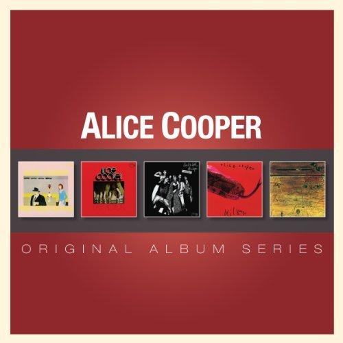 Original Album Series (5 Pack) By Alice Cooper (2012-09-17)