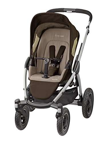 Maxi-Cosi Kombi-Kinderwagen Mura 4 Plus (inkl. Zubehör) earth brown
