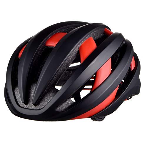 ZLK Fahrradhelme Fahrradhelm Bluetooth-Kopfhörer Mit Led-Rücklicht Rennradhelme Integral Geformte Eps-Fahrradhelme