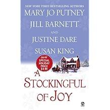A Stockingful of Joy by Jill Barnett (2007-10-30)