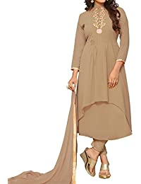 Fashion Basket Designer Faux Georgette Festive Wear Anarkali Salwar Kameez