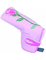 Breast Cancer Rose Puttercover