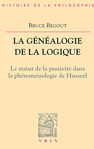 La généalogie de la logique