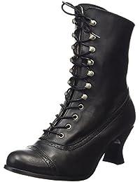 Stockerpoint Stiefel 4490 Damen Halbschaft Stiefel
