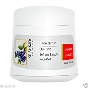 Krishkare Wild Berries Face Scrub (200g)