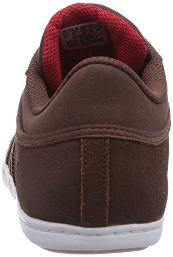 Adidas Performance Plimcana, Chaussons Sneaker Homme Marron (st Auburn F13/st Auburn F13/university Red)