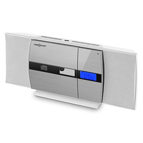 OneConcept V-15 Silver Edition Microcadena - Equipo