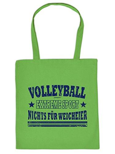 Sport-sackerl : : : : fun ballon de volley-ball avec imprimé en allemand