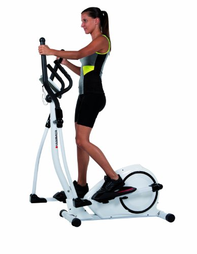 Hammer-Crosstech-XTR-Programmable-Cross-Trainer-WhiteBlack