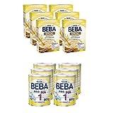 Nestlé BEBA Sinlac Allergenarmer Spezialbrei, 6er Pack (6 x 500g) + Pro Ha 1 Babymilch, von Geburt an, 6er Pack (6 x 800 g), Pulver