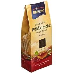 Meßmer Schwarzer Tee Wildkirsche 150g