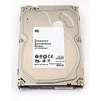 "Seagate Barracuda/Desktop de HDD White Label–Disco Duro Interno 3,5"", 8,9cm, PC, HDD, NAS, 7200RPM, SATA de 600, SATA3, Serial ATA de recertified 500 GB"