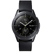 Samsung Galaxy Watch - Reloj inteligente Bluetooth (42 mm) color negro- Version española