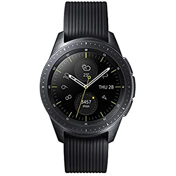 Samsung Galaxy Watch - Reloj Inteligente, Bluetooth, Negro, 42 mm ...