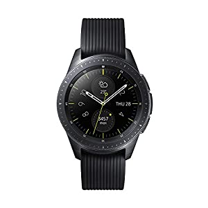 Samsung Galaxy Watch - Reloj Inteligente, Bluetooth, Negro, 42 mm- Version española 9