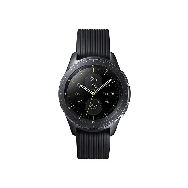 Samsung Galaxy Watch - Reloj Inteligente, Bluetooth, Negro, 42 mm- Version española 1