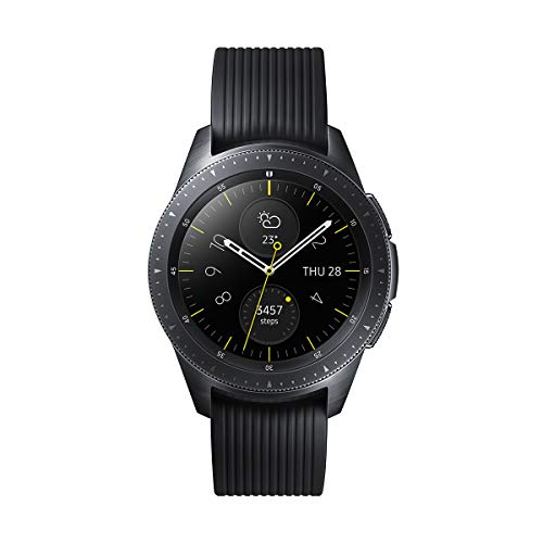 Samsung Galaxy Watch - Reloj inteligente Bluetooth (42 mm) color negro- Version española