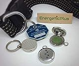 EnergeticPlus Schutzmedaillon,100% natürlich,gegen Flöhe,Fluginsekten,Hautkrankheiten,Nervosität und Zecken