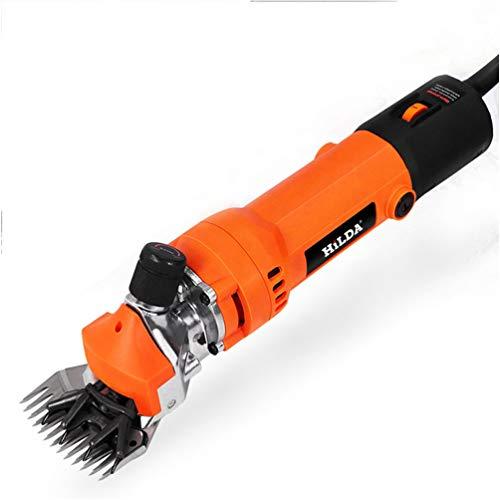 Rokj 220V Elektrische Schafschermaschine Scherenschere Cutter Ziegenpferdeschermaschine Orange