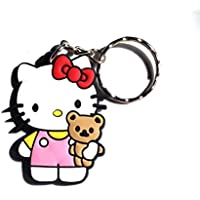 b1648b002 Amazon.co.uk: Hello Kitty - Keyrings / Cosmetics & Jewellery: Toys ...