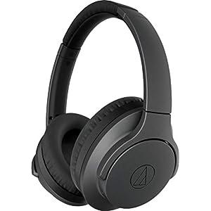 Audio-Technica ATH-ANC700BTBK Wireless Noise-Cancelling Headphones Black
