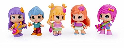 Pinypon 700013810 Kit De 5 Figurines