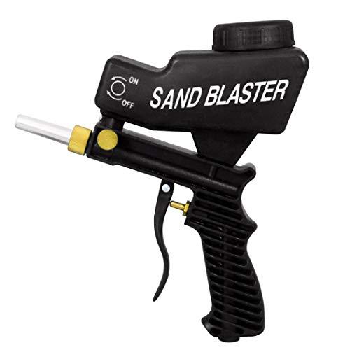 Fansport Arenador De Arena Creative Gravity Rust Remover Media Blaster Feed Sandblaster...