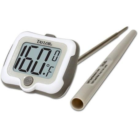 Taylor Pivoting Digital Food Thermometer by Taylor Taylor-digital-thermometer