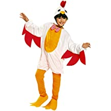 My Other Me - Disfraz de Gallina, talla 7-9 años (Viving Costumes MOM01640)