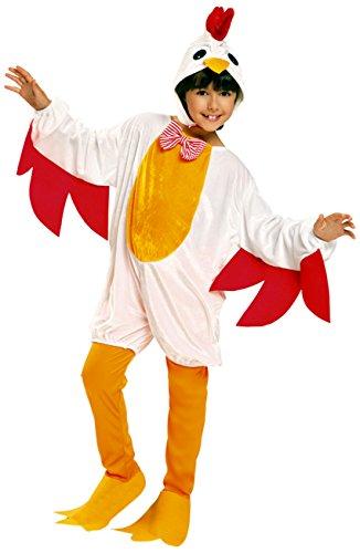 Imagen de my other me  disfraz de gallina, talla 7 9 años viving costumes mom01640