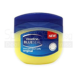Vaseline BLUESEAL pure petroleum jelly Original 100ml